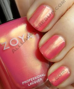 Zoya Happi - great summer color
