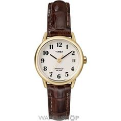 Ladies Timex Indiglo Easy Reader Watch T20071