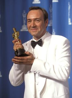"Kevin Spacey - Best Supporting Actor Oscar for ""The Usual Suspects"" 1995"