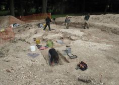 Following on from the fantastic success of theOperation Nightingaleexcavation atBarrow Clumplast summer, the soldiers have returned for a second year. The 2013 excavations will explore new areas of this Bronze Age burial mound and aim to identify the extent of the Saxon cemetery.