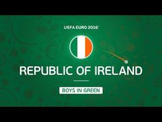 Republic of Ireland at UEFA EURO 2016 in 30 seconds - YouTube