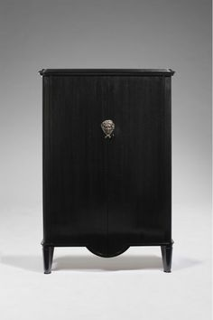 Cabinet by André Arbus and Vadim Androusov #GISSLER #interiordesign