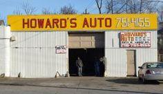 Howard's Auto by waitingforlefty