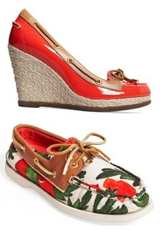 Love sperry shoes