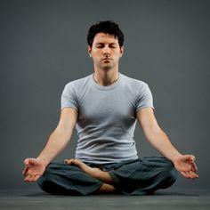 Los hombres se benefician con el yoga