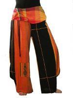 PANTALON SAPNA ORANGE. Des vêtements ethniques chics pour un look différent … Rendez-vous sur notre site www.echoppe-du-monde.com pour découvrir notre e-boutique exotique.