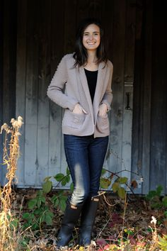 solstice cardigan - $6.00 : Quince and Company, American Wool Yarn