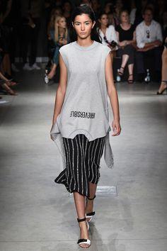 Au Jour Le Jour Spring 2018 Ready-to-Wear  Fashion Show Collection
