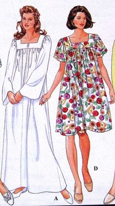 Dress Sewing Pattern UNCUT Simplicity 9350 by latenightcoffee