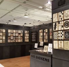 It's the last day of the Americasmart show and the last chance to stop by our booth! We are in Building 2, Floor 1, Booth 304 until 2pm today only so stop by to see all the current and new Memory Blocks in person!  #siddickens #memoryblocks #vancouver #handmade #art #tradeshow #atlanta #travels