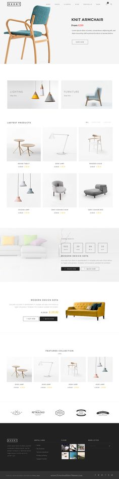 Exort is a Clean & Creative responsive multipurpose #bootstrap #template, it is a perfect choice for any type of site like design agency, corporate, restaurant, personal, showcase, blog, magazine, apps gallery, portfolio, #eCommerce, product & etc