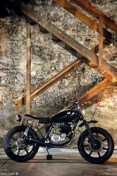 Yamaha SR250 Street Tracker | Lab Motorcycles - Grease n Gasoline | Cars | Motorcycles | Gadgets | Scoop.it