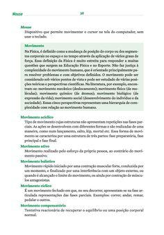 Página 318  Pressione a tecla A para ler o texto da página