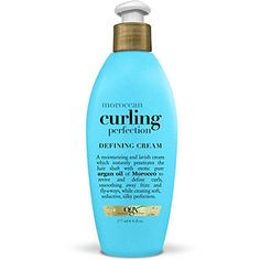 OGX Moroccan Curling Perfection Defining Cream | 13 Natural Hair Products That Actually Define Your Curls
