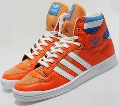 adidas Originals Decade High – Orange / Blue