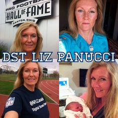 Meet Your Digital Street Team— Hey Everyone! I'm Liz Panucci from Kelowna, BC and the founder of @NFLfemale. Yes, I love the game of football and all it entails. It started for me back in the '80s with Dan Marino and the Miami Dolphins but now I'm a fan of every NFL team. Looking forward to visiting all 32 team stadiums over the next few years. See what I am up to on Twitter and Instagram @NFLFemale. Join the Sisterhood.