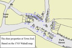 Walsall, Slums, Old Photos, Map, Education, History, Old Pictures, Historia, Vintage Photos