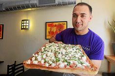 At Slices Pizza in Saugerties, health-conscious and classic choices