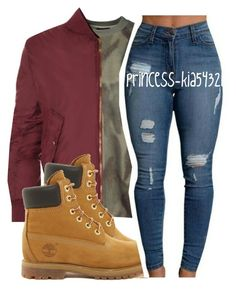 """*"" by princess-kia54321 ❤ liked on Polyvore featuring adidas Originals, WearAll and Timberland"