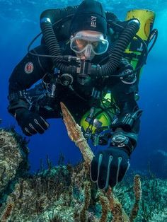 """An international expedition says it has made further, remarkable finds at the site of the Antikythera shipwreck. The vessel, which dates from 70-60BC, was famously first identified by Greek sponge divers more than 100 years ago. Its greatest treasure is the remains of a geared """"computer"""" that was used to calculate the positions of astronomical objects. The new archaeological investigations have retrieved tableware, ship components, and a giant bronze spear."""