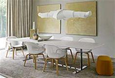 Mesa: EILEEN - Colección: B&B Italia - Diseño: Antonio Citterio