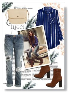 """""""#Negin_Mirsalehi"""" by lanabaloley ❤ liked on Polyvore featuring Bamboo, Sans Souci and BP."""