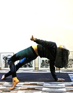 Wild thing » Yoga Pose Weekly