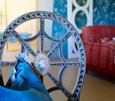 Painted Interior Arts, inspired by the authentic Venetian techniques, executed by our talented artists. Always pursuing perfection. #design #Italianfurniture #paintedfurniture #handmade #handpainted #luxuryhome #luxuryfurniture #luxuryhotels #art #bespokefurniture #veranda #ad #isaloni #interiordesign #homedecor #bedroomfurniture #venetianfurniture #venice #venezia #finepaintedfurniture #veniceartdistrict #porteitalia #porteitaliainteriors