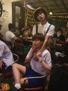 Yuri, We Meet Again, Deen, Movies Showing, Captain Hat, Thailand, It Cast, Couple Photos, Boys