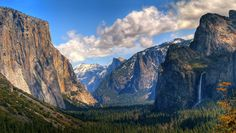Luminaries like  John Muir and Ansel Adams were inspired by this spectacular national park in California. You will be, too.