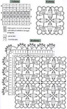 World crochet: Blanket 15