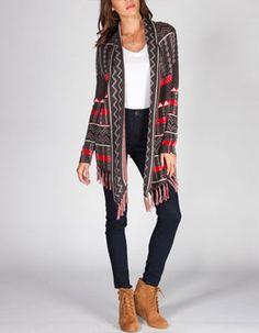 BILLABONG Designer's Closet Milena Womens Cardigan