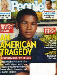 Trayvon Martin-People