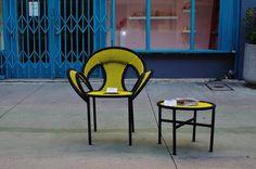 Architype | Moroso Banjooli Chair | Moroso Banjooli Low Table