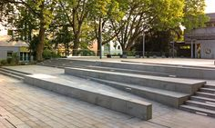 Vorplatz IHK, Dortmund - wbp Landschaftsarchitekten GmbH