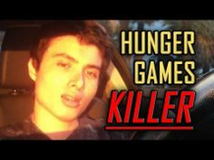 ELLIOT RODGER'S: Hunger Games Killer Re-enacts Dad's Hollywood Movie  AMTV·