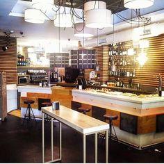 Fotografía del bar Aitzgorri del barrio de Gros de San Sebastián