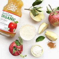 10 Day Smoothie Challenge Day 4: Apple Pie Smoothie