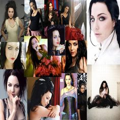 Amy Lee (Evanescence) Collage