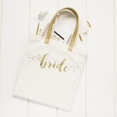 Bridal Party Tote