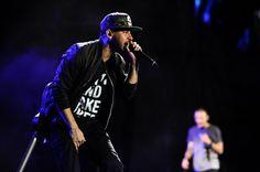 Mike Shinoda mit Linkin Park- Rock am RIng 2014
