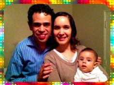 Familia Velasco Nuño, Ingrid nació en Marzo del 2013