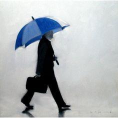 Big umbrella  David Cowden