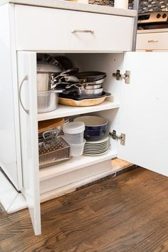 Chef Charlie Marshall's Tiny, Well-Ordered New York City Kitchen