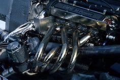 BMW F1 engine — in the Brabham-BMW BT50 (1982).