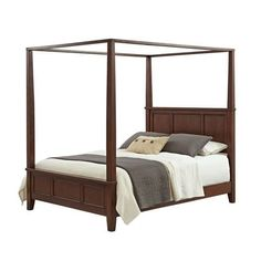 Get the queen size from Amazon for $602. Check out a twin-size version for $433 here.