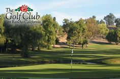 $32 for 18 Holes with Cart at The Golf Club at Rancho California — Formerly the SCGA Course — in Murrieta CA.