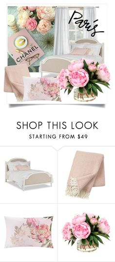 """Paris I love you"" by julie-rawding ❤ liked on Polyvore featuring interior, interiors, interior design, home, home decor, interior decorating, Klippan, Ted Baker, paris and interiordesign"