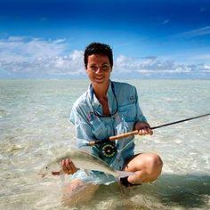 Bone Fishing in the Seychelles with WhereWiseMenFish