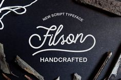 Filson is a beautiful handwritten marker font. The Filson font is a font that works great on many different types. Script Typeface, Branding, Freelance Graphic Design, Paint Markers, Premium Fonts, All Fonts, Marketing, Business Card Logo, How To Draw Hands